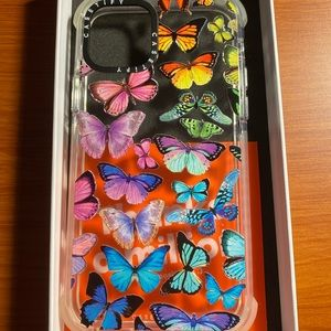 iphone 11 PRO butterfly casetify case